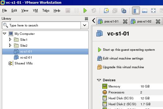 Workstation-VC1